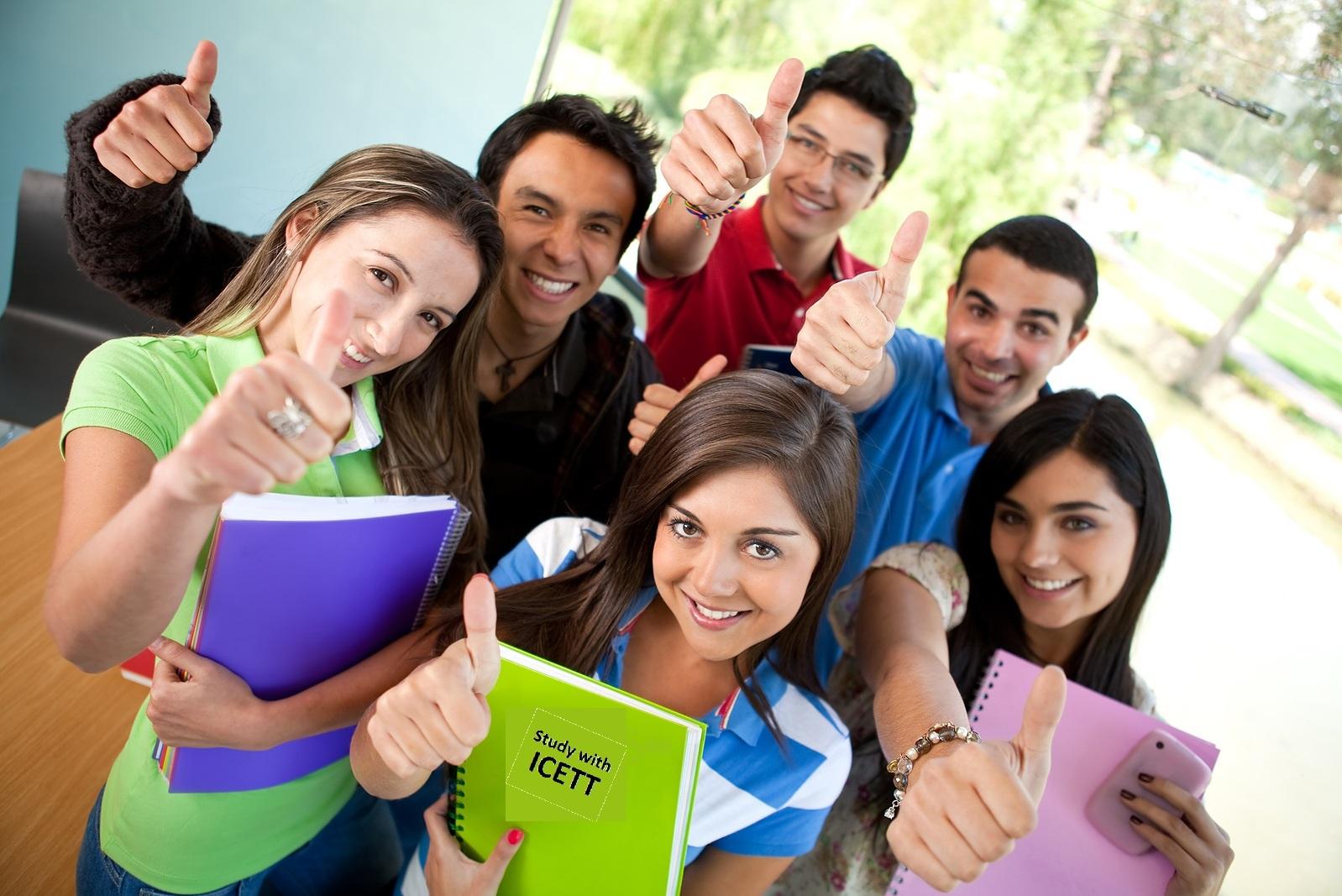 ICETT Prep Courses for University