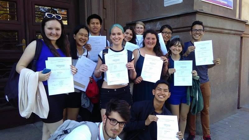 Intensive Czech Language Course for University Study
